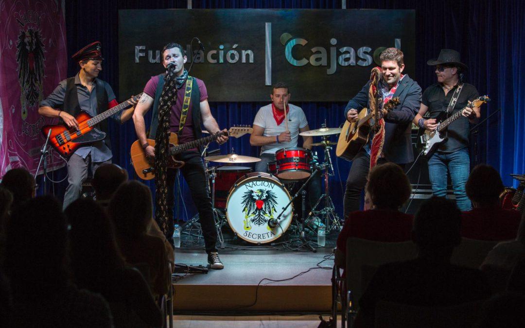 'Los Jueves en la Cuarta': Nación Secreta presenta su primer disco en Huelva