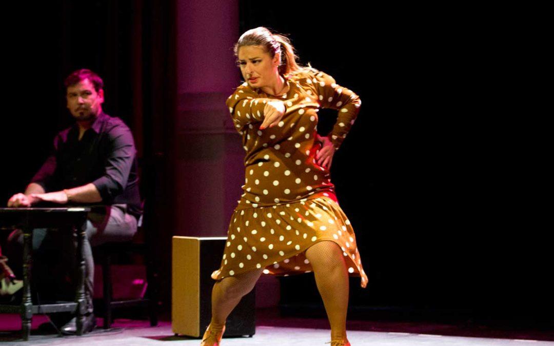 Pastora Galván presenta 'Máquinas de bulerías' en los Jueves Flamencos de la Fundación Cajasol