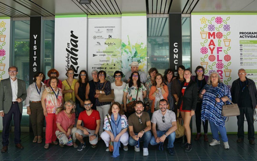 'Patios y flores' en Córdoba este mes de mayo con la Fundación Cajasol