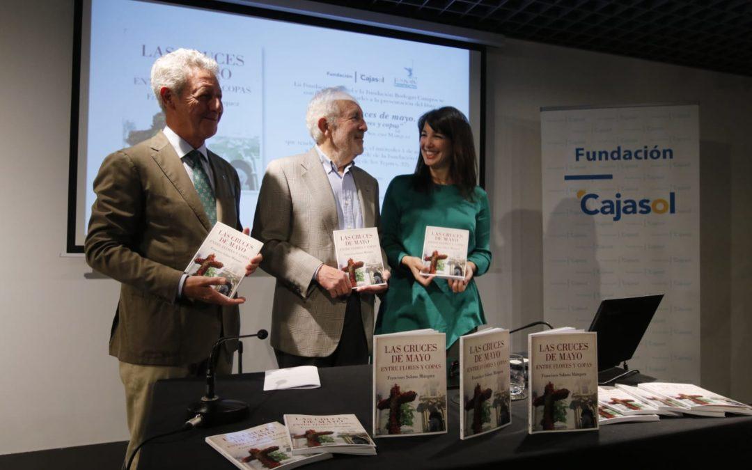 Presentación del libro 'Las Cruces de Mayo. Entre flores y copas' en Córdoba