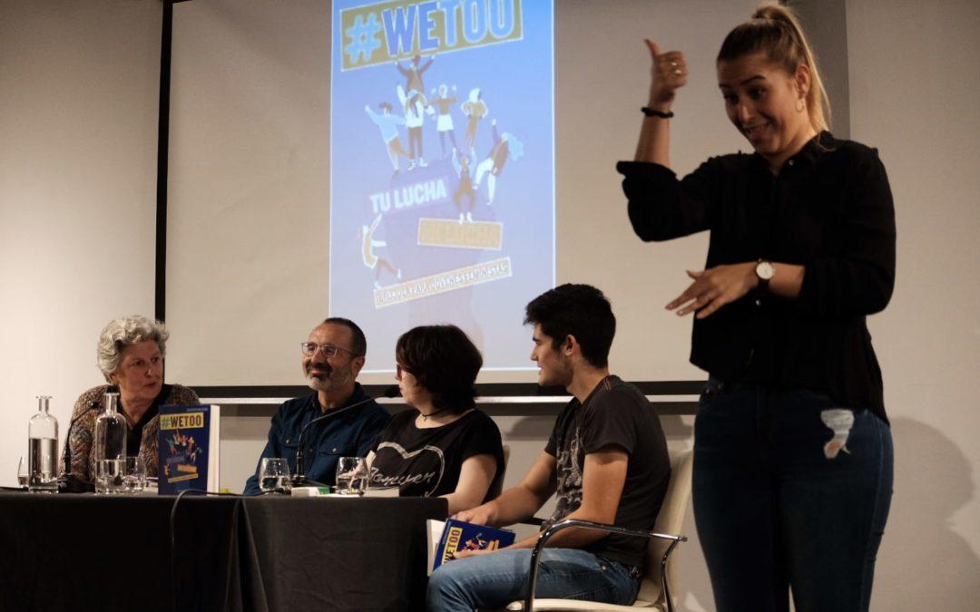 Octavio Salazar presenta '#WeToo, una brújula para jóvenes feministas' en Córdoba