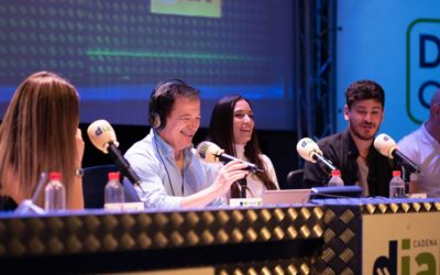 El programa 'Dial Tal Cual', en Sevilla con Cepeda, India Martínez, Edurne, Efecto Pasillo y Amaral