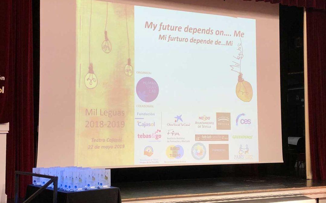 Clausura del proyecto 'Mil leguas': Fiesta de la creatividad y el emprendimiento en Sevilla