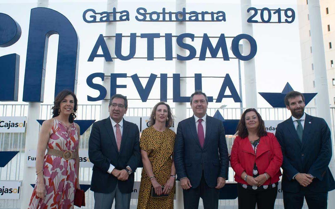 ¡Nos subimos al barco de la XX Gala Solidaria Autismo Sevilla!
