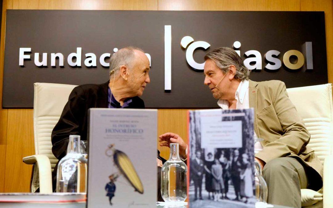 Felipe Benítez y Alfonso Alegre presentan sus obras ganadoras de los premios Manuel Alvar y Antonio Domínguez Ortiz 2019 en Sevilla