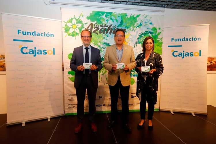 La Campaña Córdoba en Azahar 2019 nombra 'Embajador del Azahar' al Presidente de la Fundación Cajasol