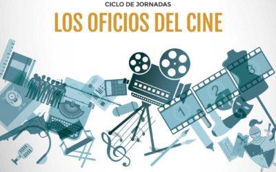 Paco Tous, Cuca Escribano y Mari Paz Sayago 'dan la cara' en el ciclo 'Los Oficios del Cine'