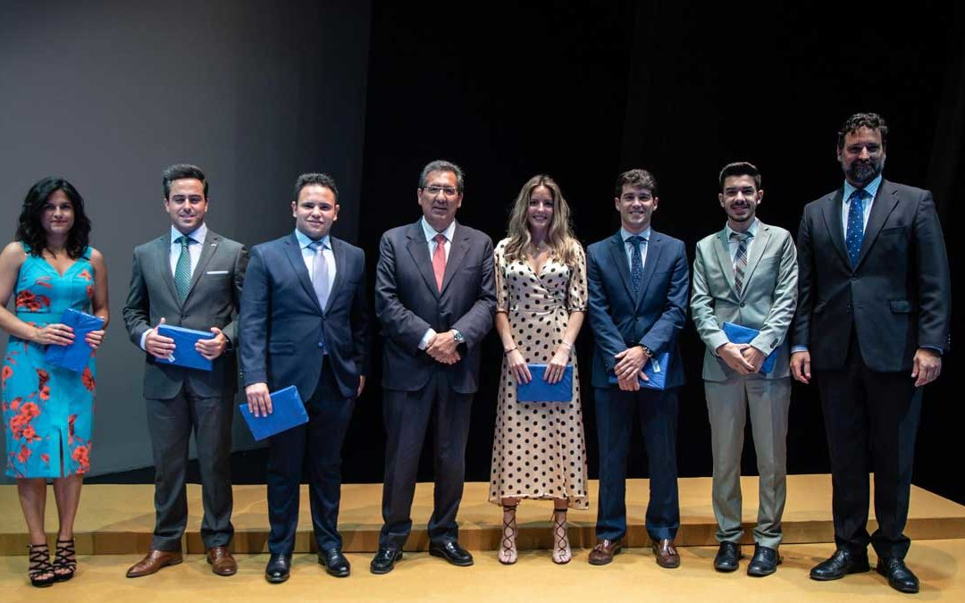 El Instituto de Estudios Cajasol celebra el Acto de Clausura del Curso Académico 2018/2019