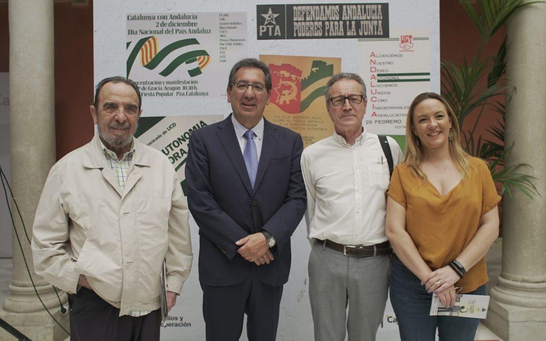 Exposición 'Los Carteles del Cambio, 1970-1982' en Sevilla hasta el 30 de junio