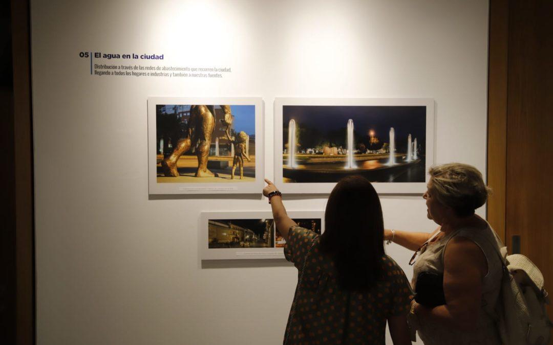 Emacsa conmemora su 50 aniversario con la exposición fotográfica 'La vida del agua' en la Fundación Cajasol
