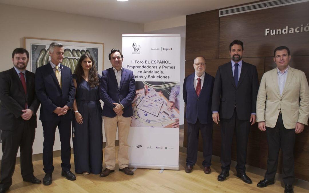 Emprendedores y Pymes en Andalucía. Retos y Soluciones en la Fundación Cajasol