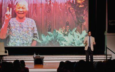 Mario Alonso Puig en el ciclo 'Fundación Cajasol en Redes': «La tecnología está al servicio de las personas»