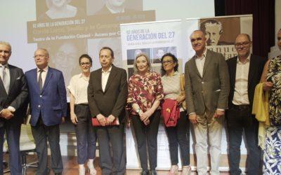 'García Lorca, Sevilla y la Generación del 27' en la Fundación Cajasol