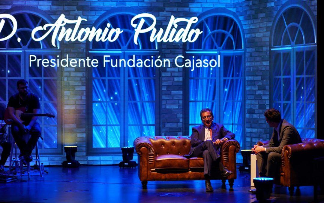 La Fundación Cajasol presenta su memoria de actividades del año 2018 y marca nuevos retos para este curso