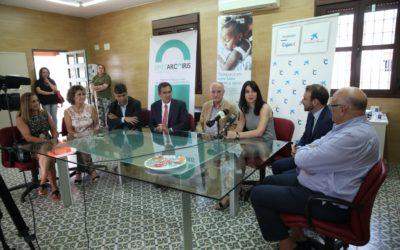 La Fundación Cajasol respalda el Proyecto Ödos, dirigido a proteger a mujeres y menores en situación de vulnerabilidad