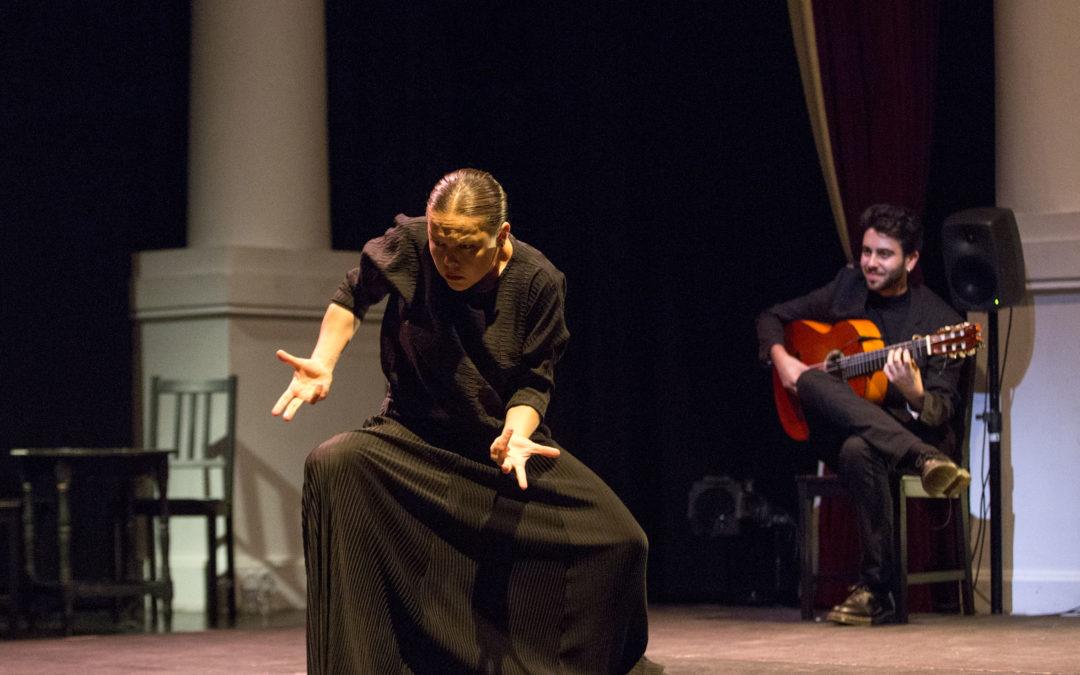 El 'Impulso' de Rocío Molina clausura el ciclo de primavera 2019 en los 'Jueves Flamencos'