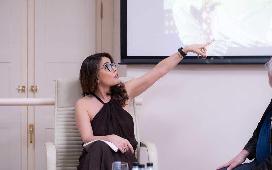 'Lope de Vega: su vida y sus textos nos siguen conmoviendo en el siglo XXI' con Blanca Marsillach en Sevilla
