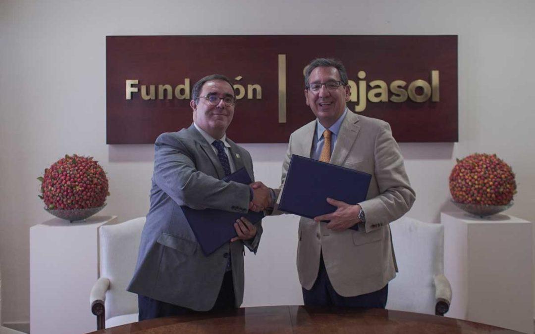 Actividades académicas y deportivas en la Universidad Pablo de Olavide con el apoyo de la Fundación Cajasol