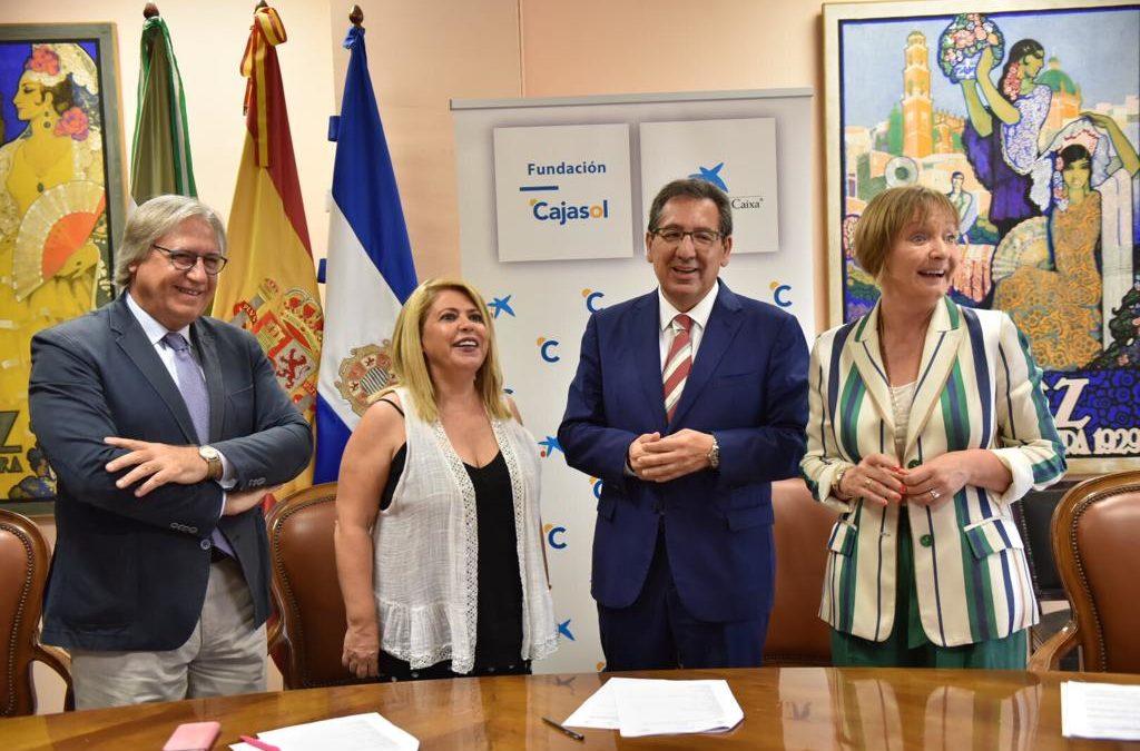La Fundación Cajasol sigue impulsando la programación cultural en el Teatro Villamarta de Jerez