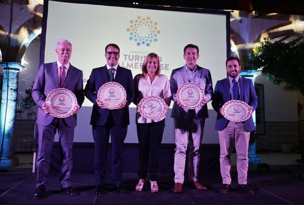 Entrega de los II Premios del Turismo Almeriense