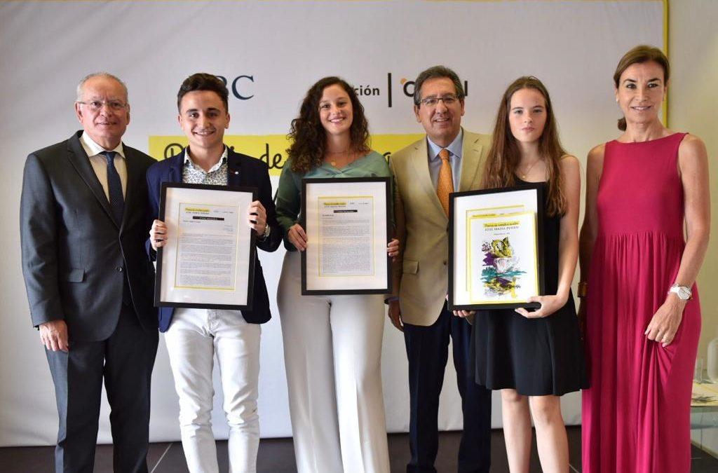 IV Premios de Narrativa Escolar José María Pemán en la Fundación Cajasol