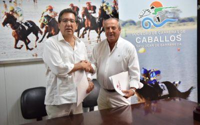La Fundación Cajasol sigue apoyando las Carreras de Caballos de Sanlúcar