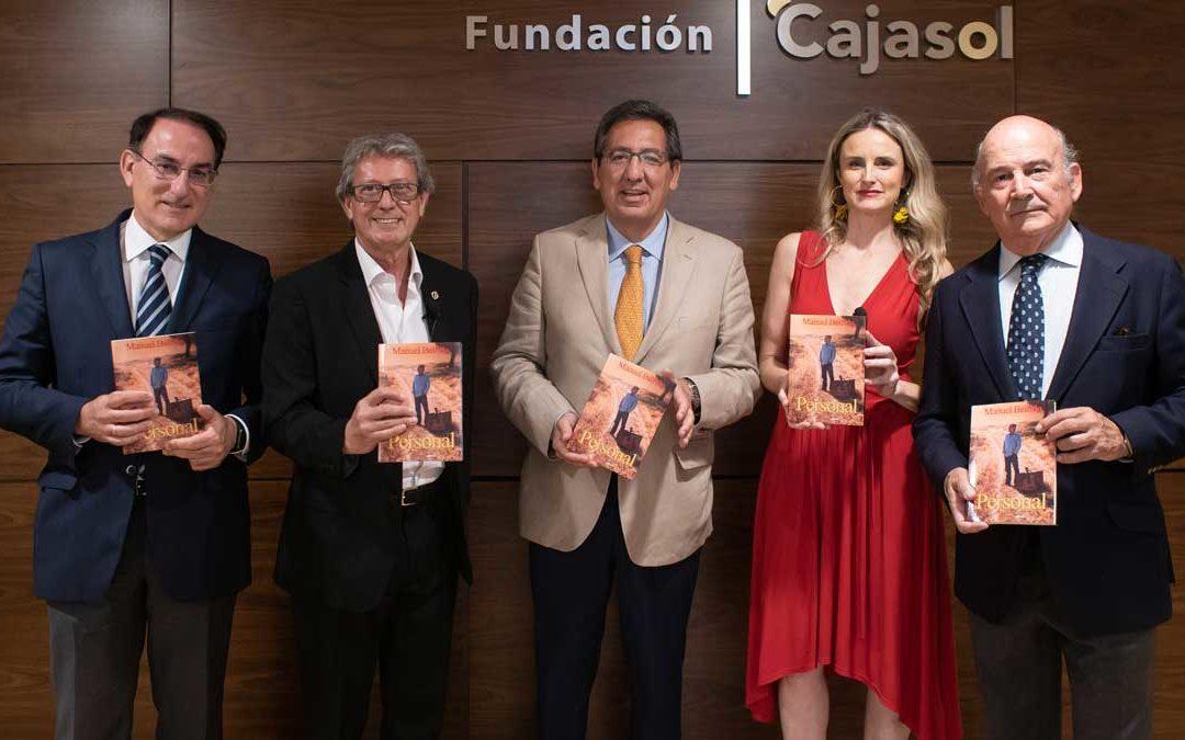 Manuel Bellido presenta su libro más 'Personal' en Sevilla