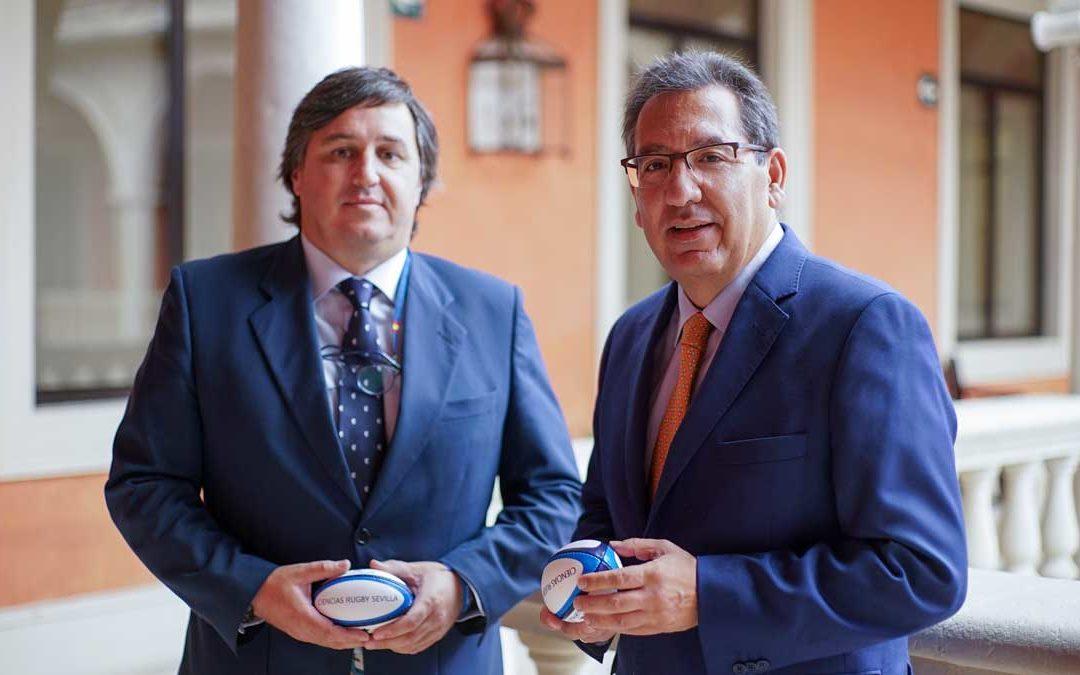 Fundación Cajasol y Ciencias Club de Rugby, más de 25 años de la mano