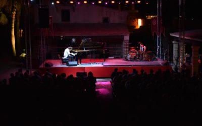 La inspiración de Dorantes al piano enamora en el III Estival Flamenco Cádiz