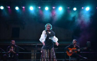 Paloma Fantova, sensibilidad y temperamento en el ecuador del III Estival Flamenco Cádiz