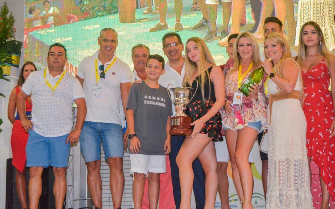 Premio Fundación Cajasol en las Carreras de Caballos de Sanlúcar 2019
