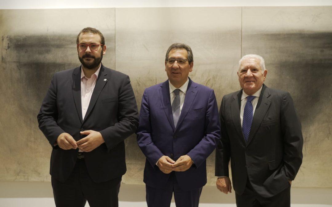 La Colección Bassat se instala en la Fundación Cajasol hasta el 24 de noviembre