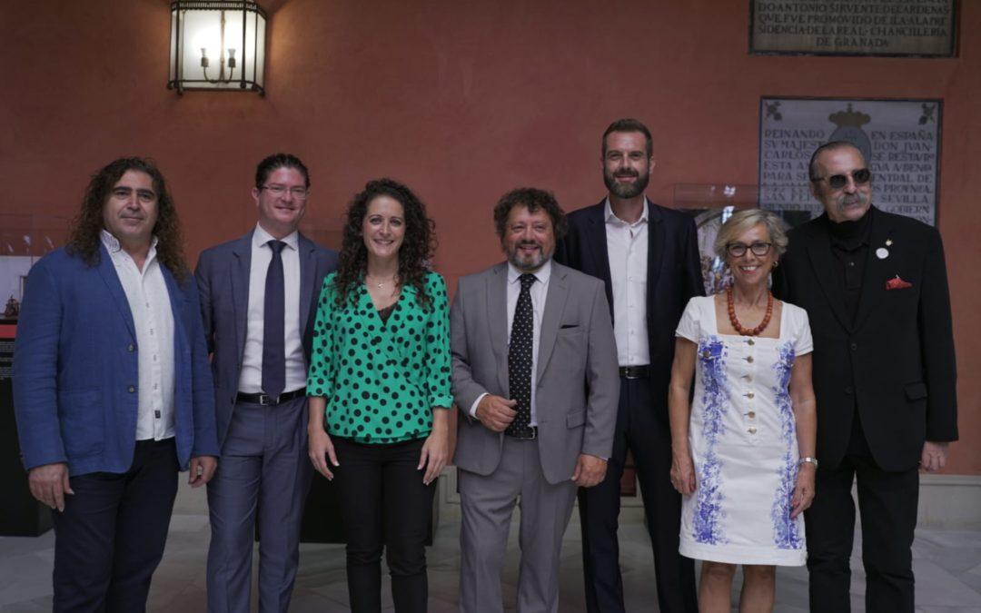 El espectáculo 'Tierra ¡y qué no nos falte de ná!', de Pascual González y Cantores de Híspalis, el 26 de septiembre en la Plaza de España de Sevilla