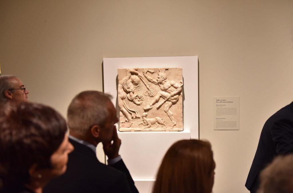 'Arte y mito. Los dioses del Prado' en Cádiz hasta el 6 de enero