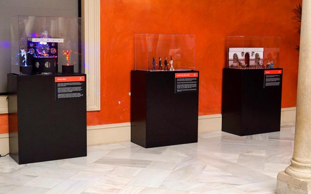 La exposición 'Plastihistoria de la Música', hasta el 22 de septiembre en Sevilla