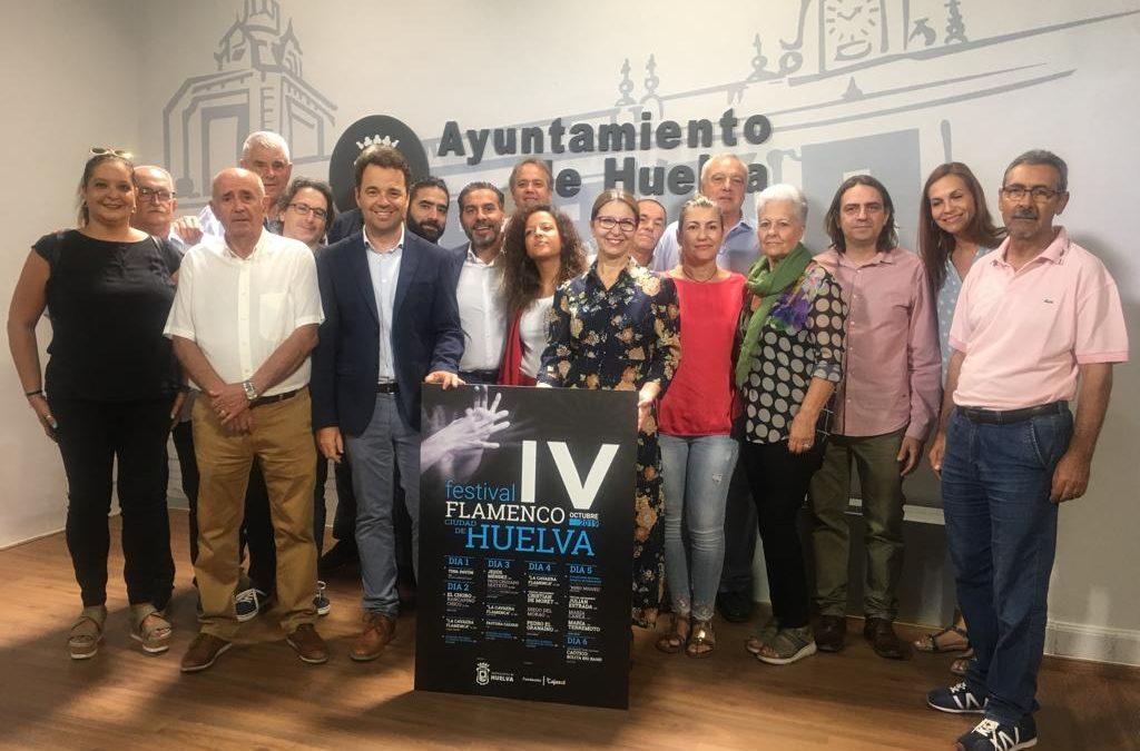 Tina Pavón abrirá el IV Festival de Flamenco 'Ciudad de Huelva' en la Fundación Cajasol