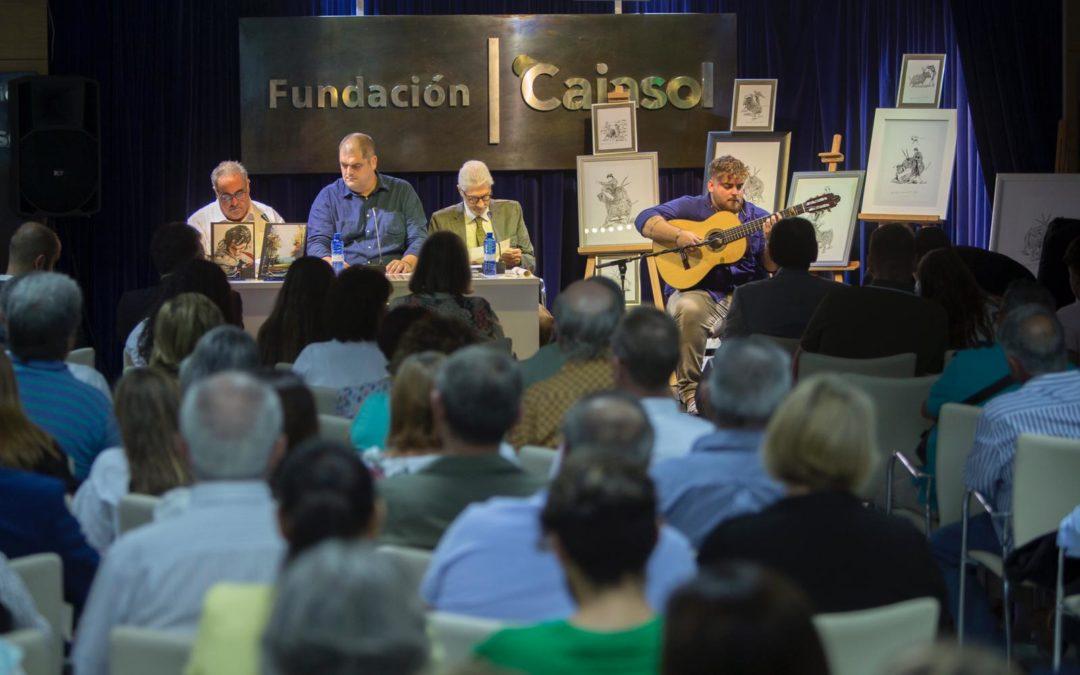 Miguel Ángel Sáenz de Sicilia Mejías presenta sus obras taurinas en Huelva