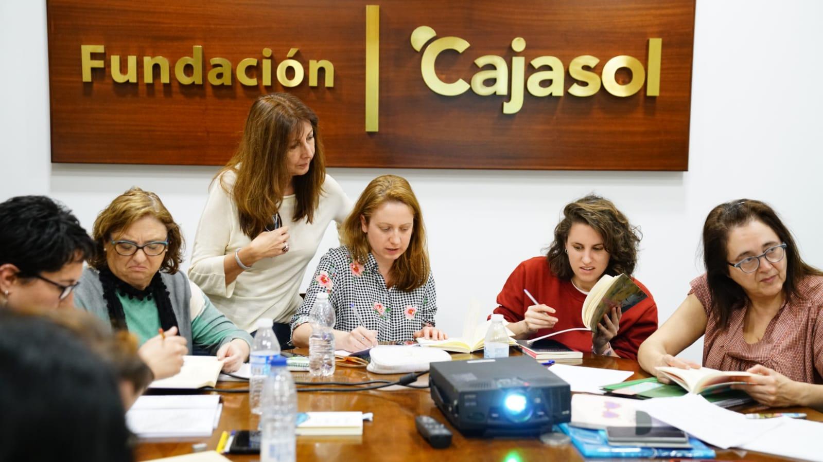 Taller Ars Poética de la Fundación Cajasol en Córdoba