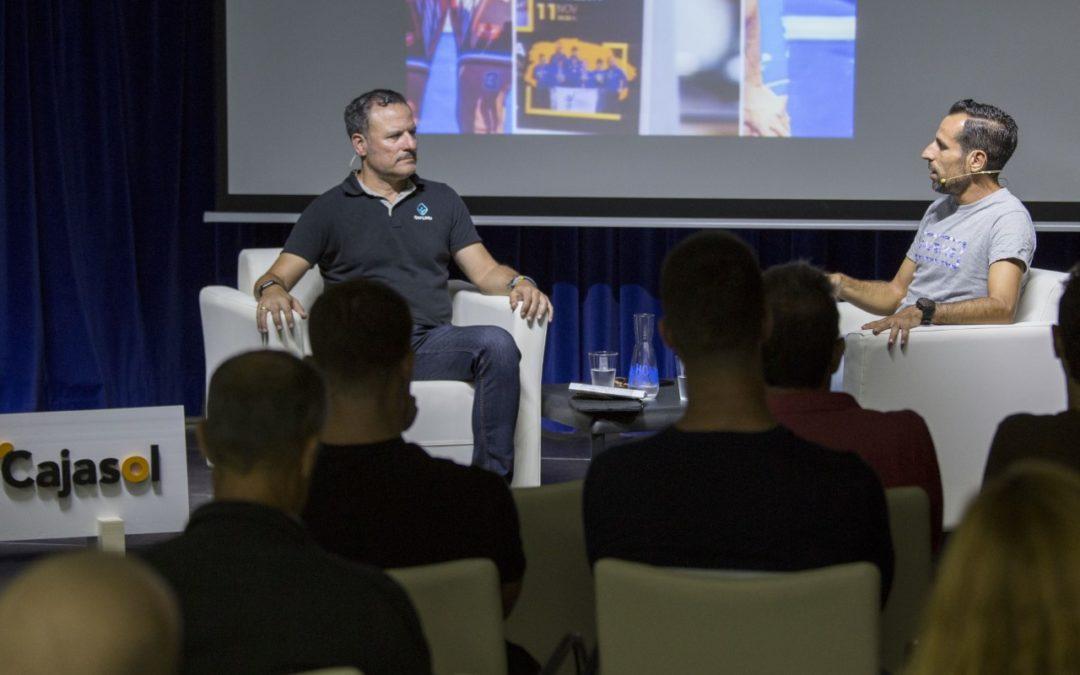 Emilio Martín: Vivencias de un campeón del Mundo en Huelva