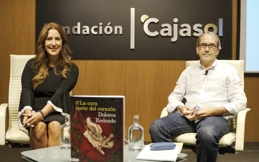 Dolores Redondo y 'La cara norte del corazón' en Sevilla: Una novela trepidante que emociona