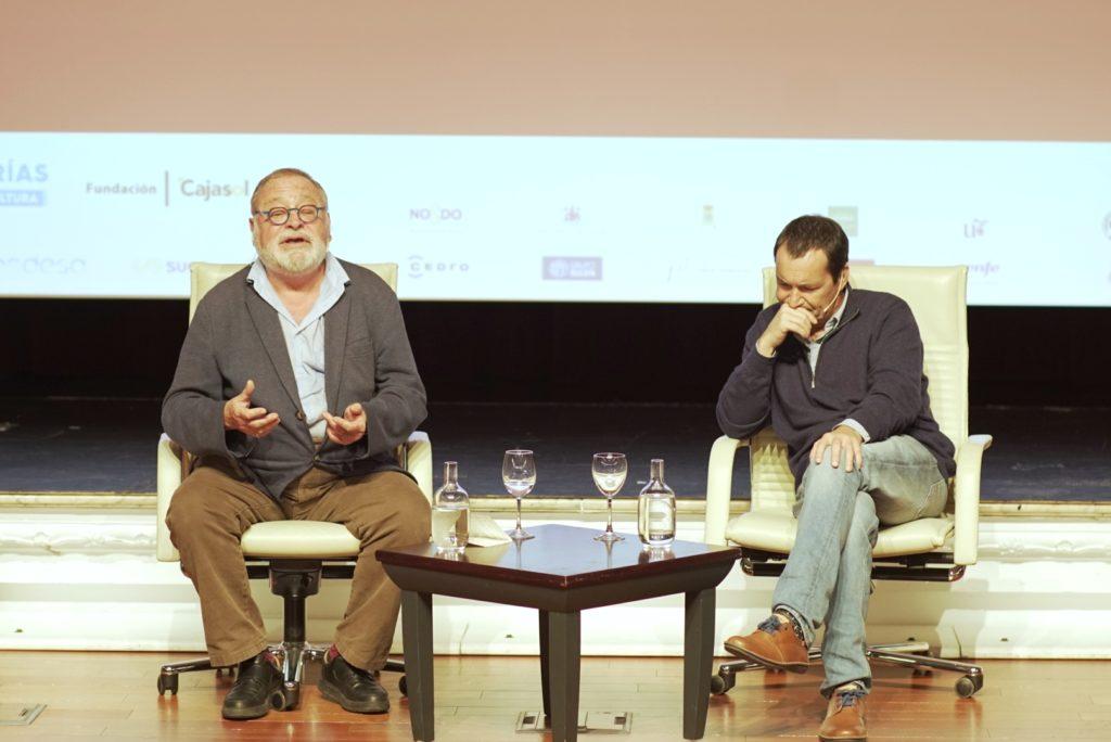 Fernando Savater en el XVI Congreso de ASALE en la Fundación Cajasol