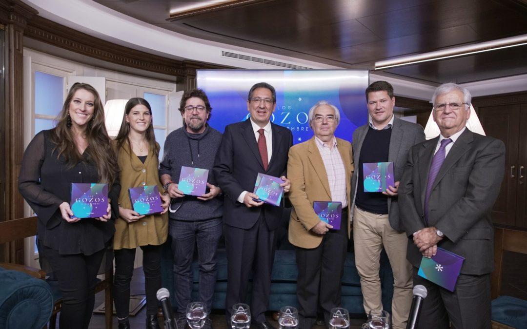 La Navidad se adelanta en la Fundación Cajasol con la presentación de los 'Gozos de Diciembre 2019'