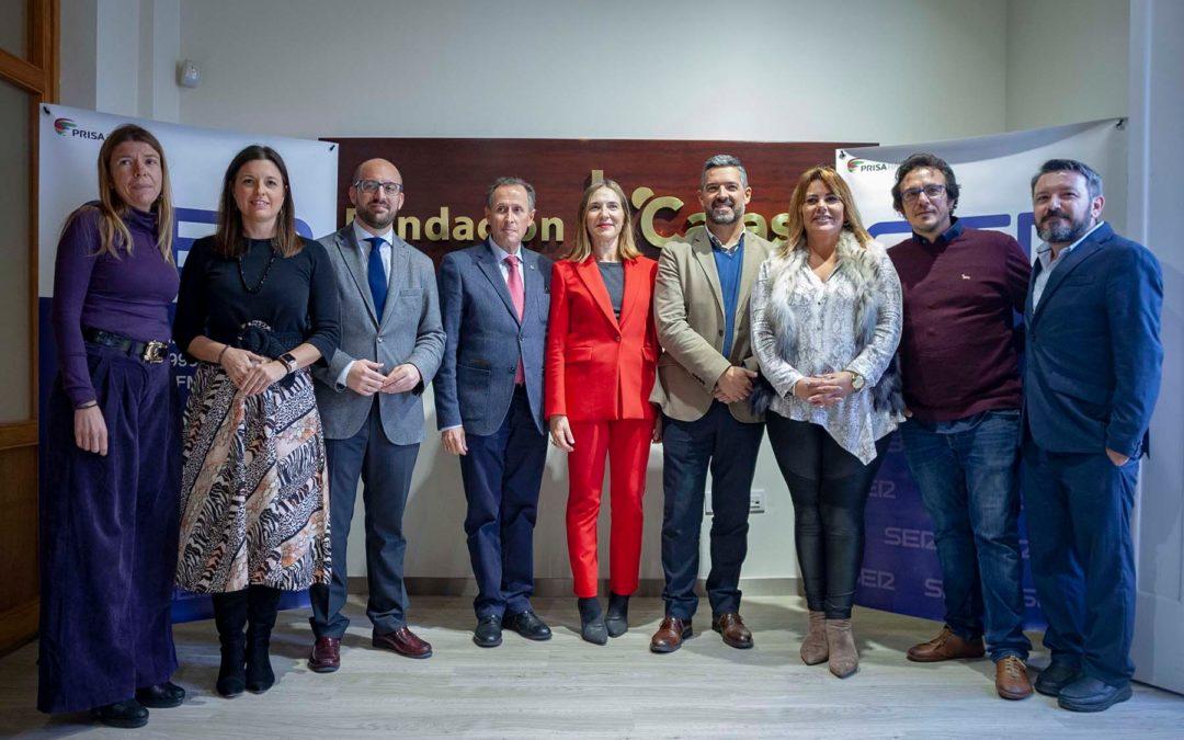 Encuentros de la SER con los seis alcaldes de la Bahía de Cádiz en la Fundación Cajasol
