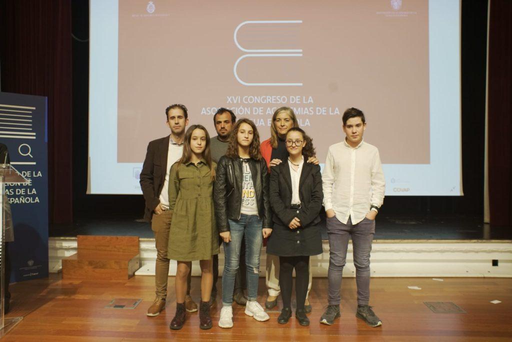 Entrega de los Premios ASALE en la Fundación Cajasol