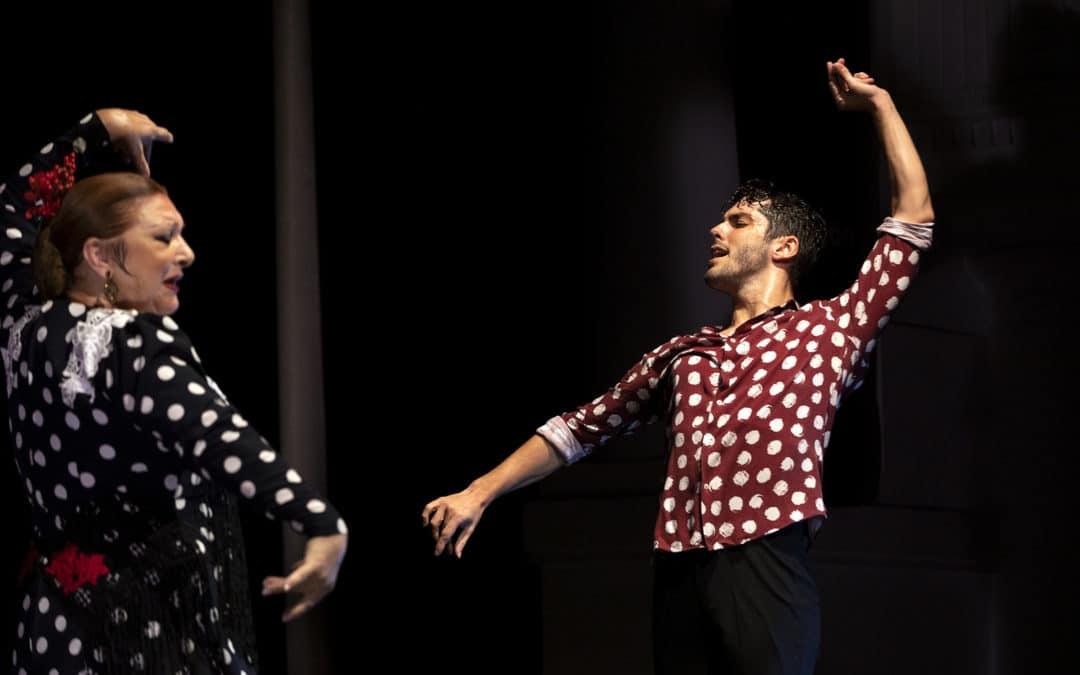 Alberto Sellés presenta 'ONCE' en los Jueves Flamencos de la Fundación Cajasol en Sevilla