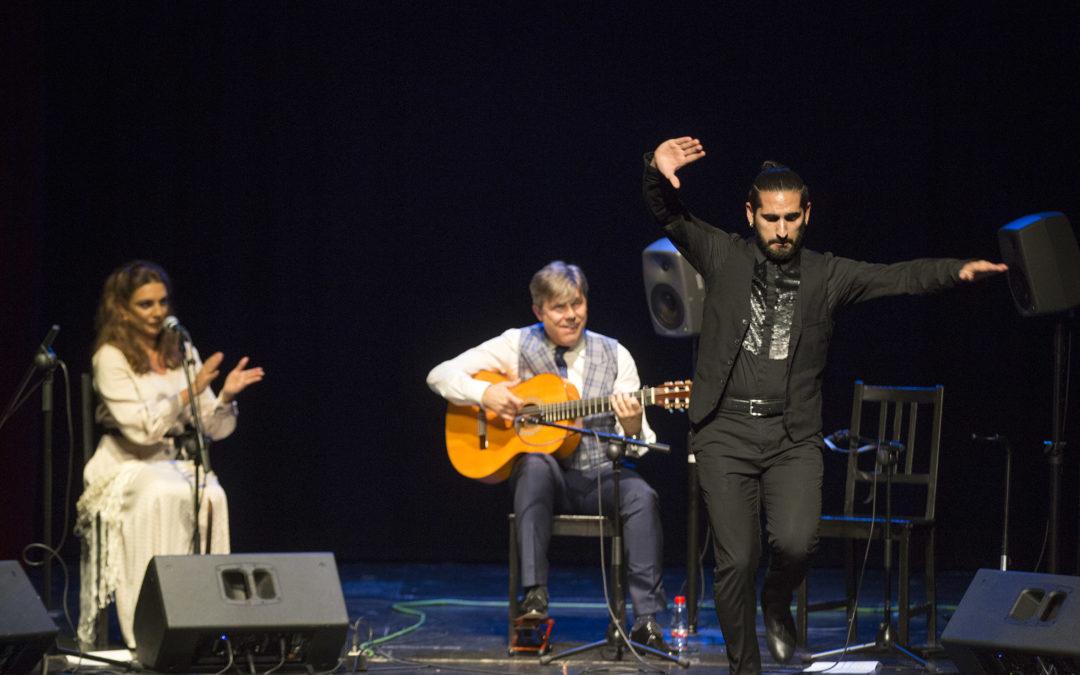 Pedro Sierra clausura la programación de otoño de los Jueves Flamencos de la Fundación Cajasol