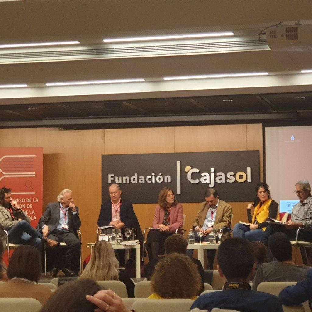 Periodismo cultural de ida y vuelta en la Fundación Cajasol