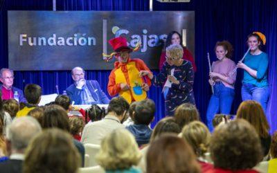 Presentación del cuento infantil 'Do, re, mi, las cejas de Pepín' en Huelva