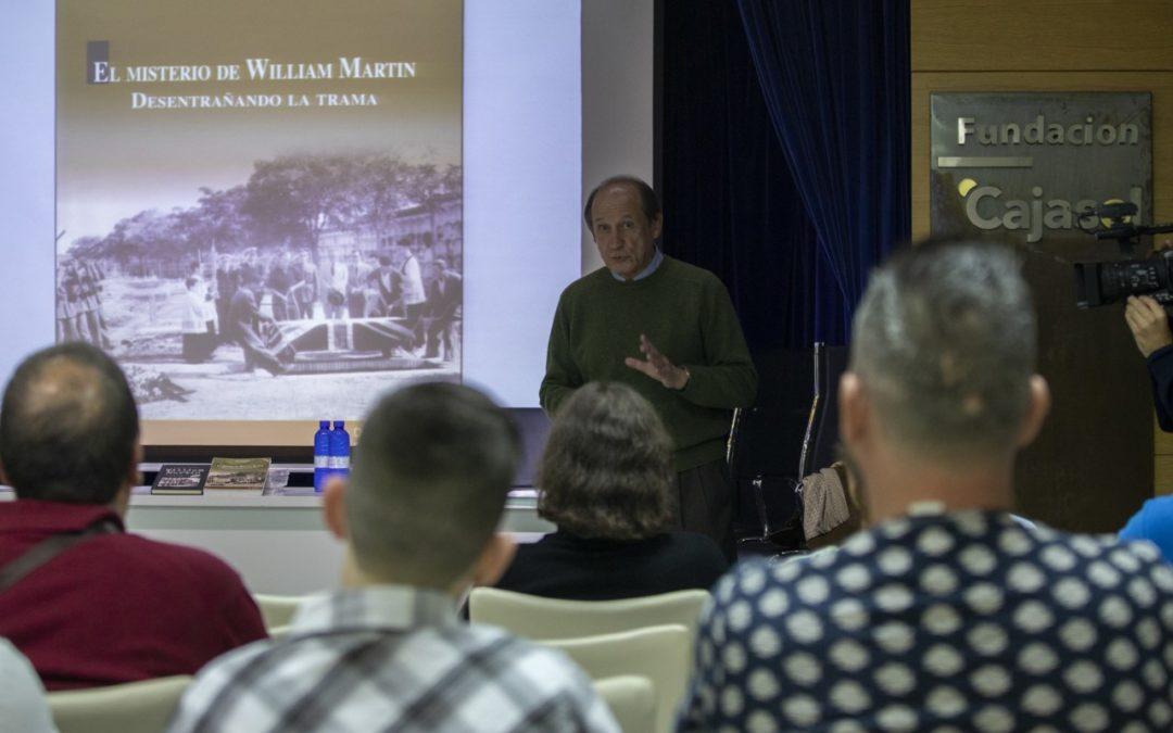 Conferencia sobre el documental 'The man who really was' en Huelva