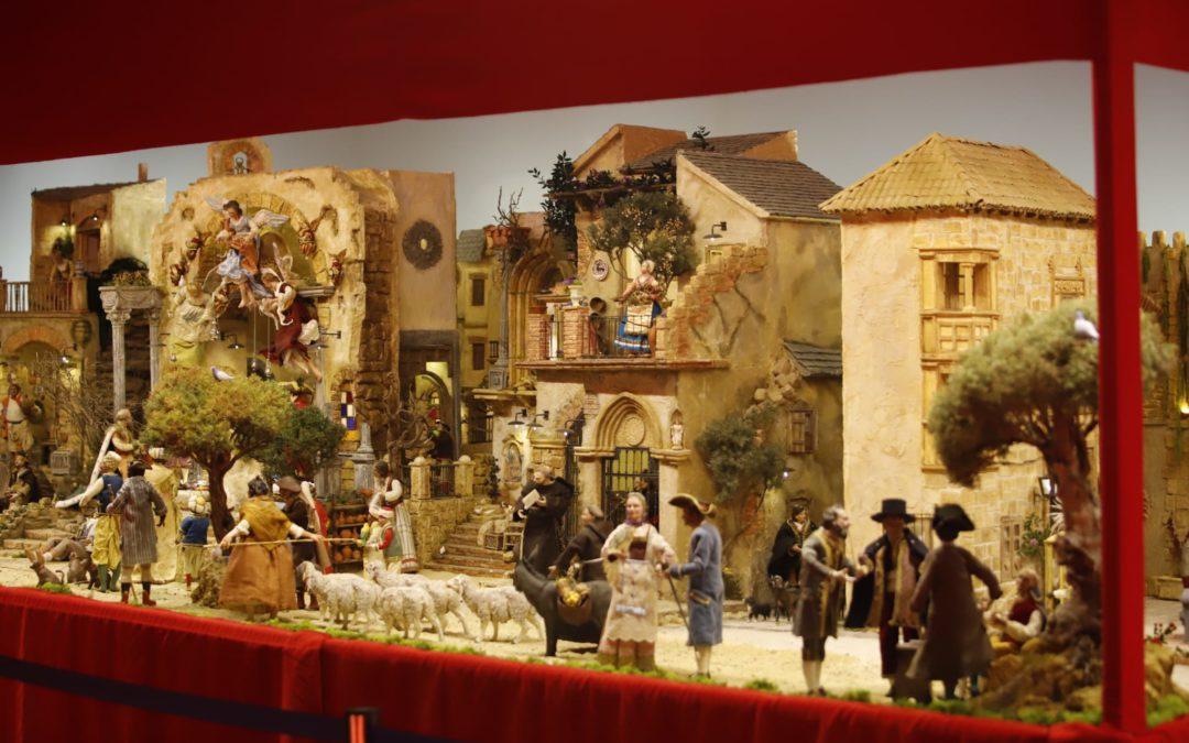La Fundación Cajasol inaugura su tradicional Belén en Córdoba dentro de los 'Gozos de Diciembre'